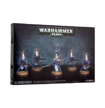 Games Workshop Warhammer 40000 40K Dark Eldar Dire Avengers 46-15